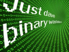 Just dave - Binary Wasteland